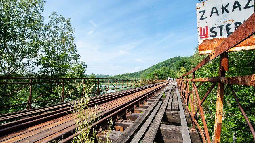 Pojechałem do Pilchowic zobaczyć most z Ethana Cartera. Mam nadzieję, że nie ostatni raz