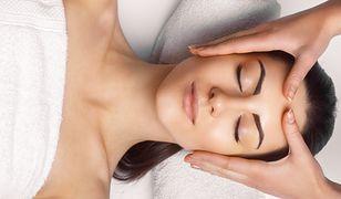 Automasaż poprawia jędrność skóry i redukuje zmarszczki