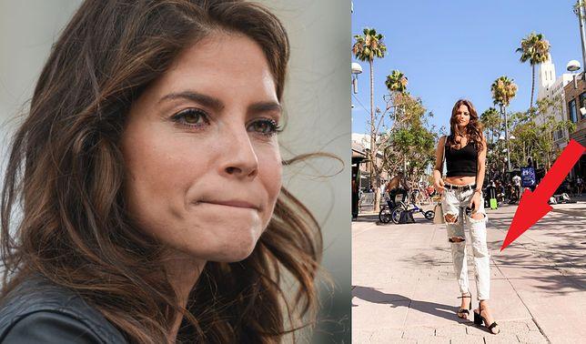 Weronika Rosati oskarżona o przerabianie zdjęć. Fanka zwróciła uwagę na jej nogi