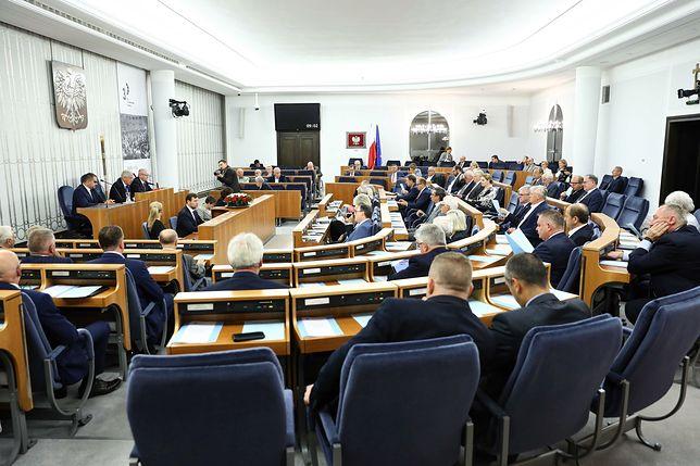 Wybory parlamentarne 2019. Opozycja przyjęła tzw. pakt senacki