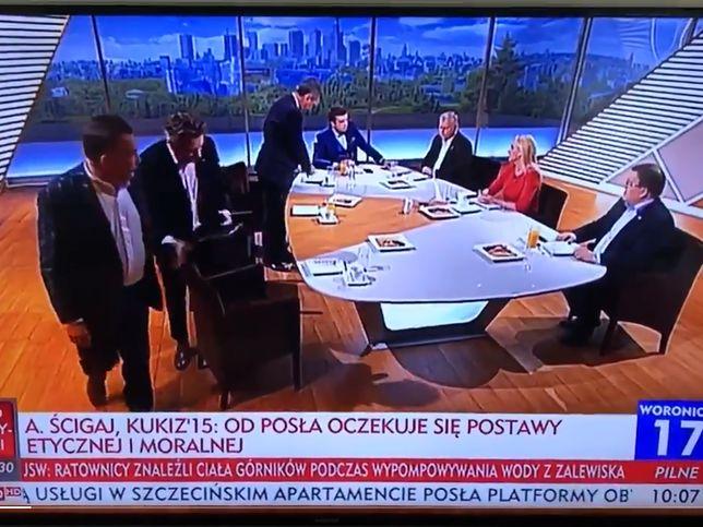 """W trakcie poprzedniego wydania programu """"Woronicza 17"""" politycy opuścili studio"""