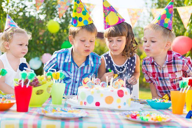 Atrakcji na urodzinach dziecka nigdy nie jest zbyt wiele