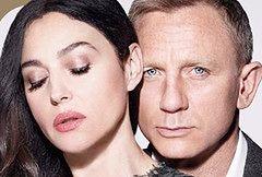 Monica Bellucci i Daniel Craig na okładce GQ