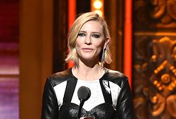 Cate Blanchett – topór w grdykę i do domu!