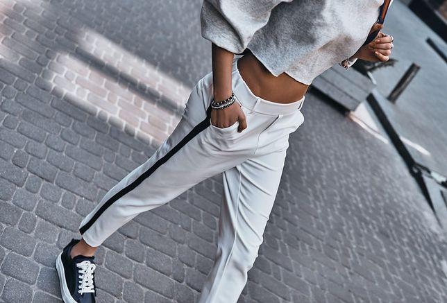 Spodnie dresowe - wygoda przede wszystkim