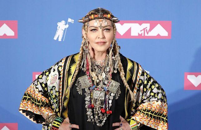 Madonna opublikowała nietypowe selfie. Tak wygląda zmęczona matka