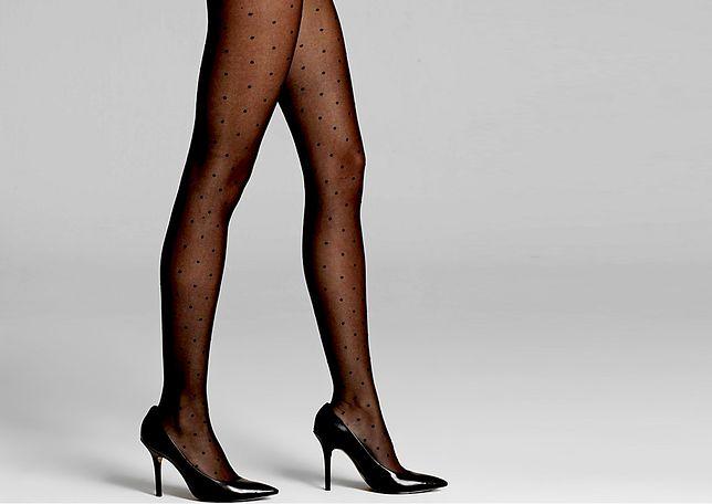 Czarne rajstopy damskie na jesień - przeglądamy trendy