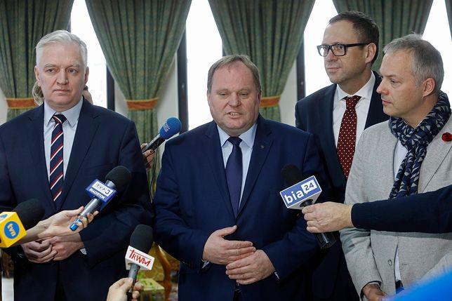 """Jarosław Kaczyński kazał rozbić PSL. """"Mieciu dał się nabrać"""""""