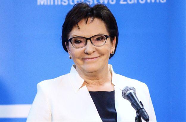 Kopacz: poczekajmy na opinię Kaczyńskiego ws. Gowina. Szydło niewiele może