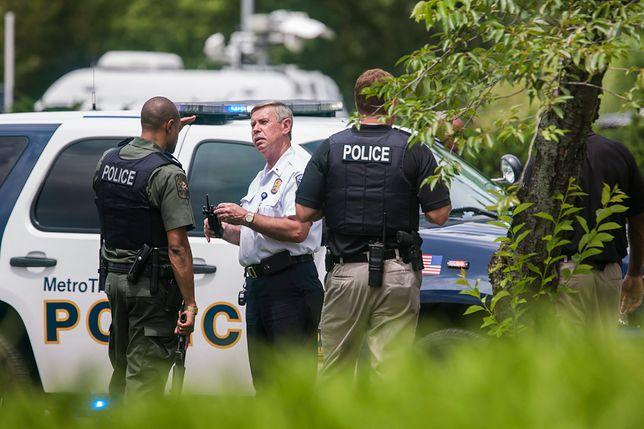 Policja poszukuje mężczyzny, który zabił 3 osoby i ranił dwie w Edgwood w stanie Maryland