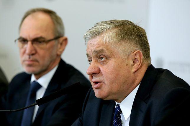 Na zdjęciu od lewej: Zbigniew Babalski i Krzysztof Jurgiel