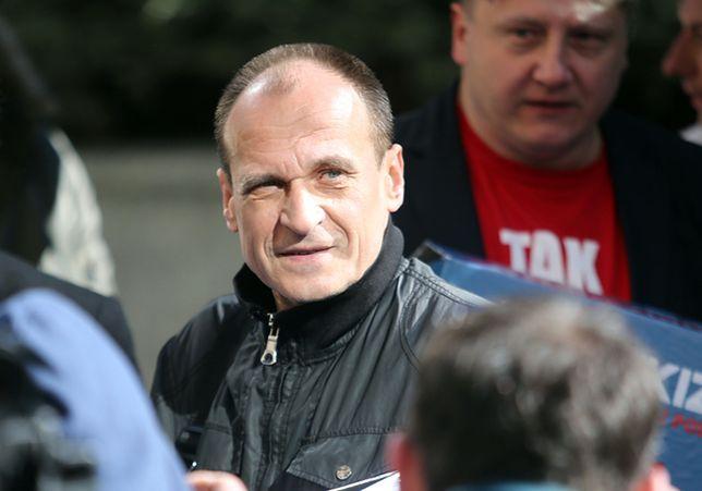 Paweł Kukiz: atakuje mnie niemiecka gazeta