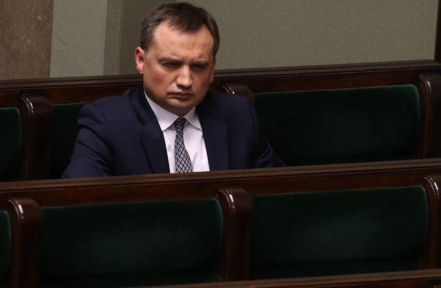 Zbigniew Ziobro jest ministrem sprawiedliwości od 2015 roku
