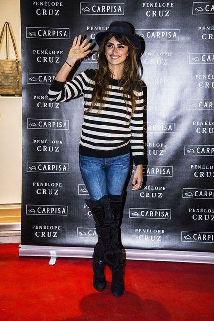 """Zachwycająca Penelope Cruz na okładce hiszpańskiego """"Harper's Bazaar"""""""