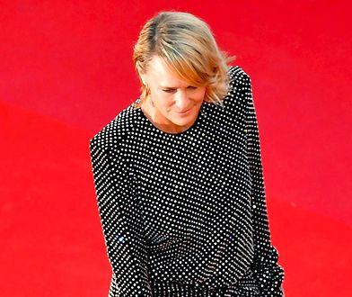 Robin Wright prowokuje w Cannes