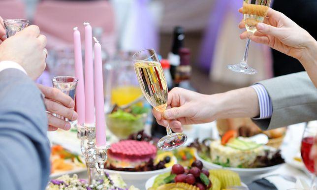 Alkohol na weselu. Babcia postawiła sprawę jasno