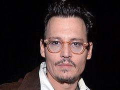 Johnny Depp na czerwonym dywanie