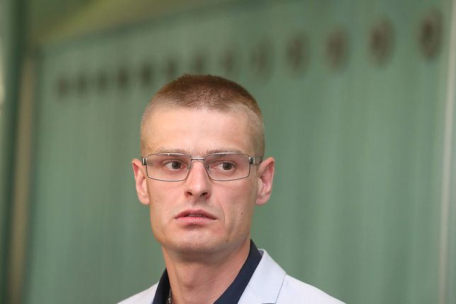Tomasz Komenda po 18 latach wyszedł z więzienia