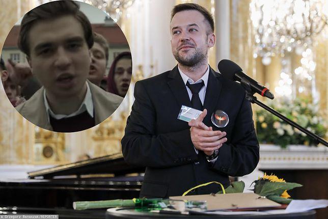 """""""Ryba psuje się od głowy"""". Przemysław Staroń o realiach elitarnych szkół i utworze """"Patointeligencja"""""""