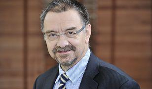 Prof. Romuald Dębski walczy o życie