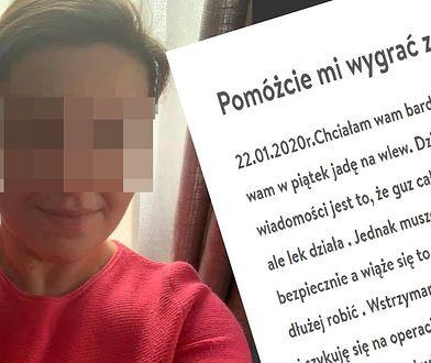 Agata K. z Siedlec zebrała w internecie prawie 400 tys.
