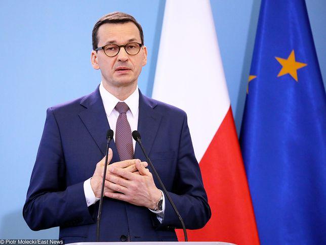 Premier Mateusz Morawiecki pogratulował Ursuli von der Leyen wyboru na przewodniczącą Komisji Europejskiej