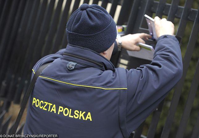 Poczta Polska szuka pracowników na okres okołoświąteczny