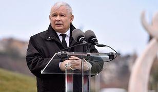 Jarosław Kaczyński podał nazwiska kandydatów