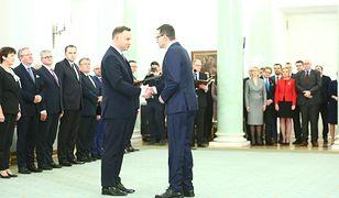 Prezydent Andrzej Duda wielokrotnie podkreślał autorskie poprawki do rządowego projektu zmian w sądownictwie