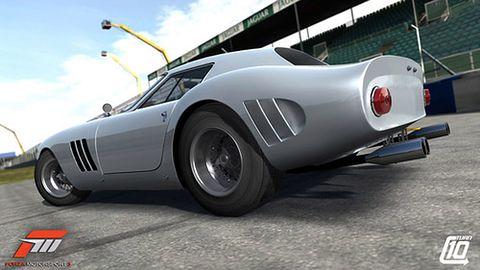 Galeria: Ferrari w Forza Motorsport 3