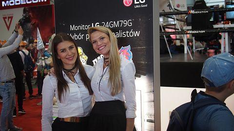 Na stoisku LG przedpremierowe pokazy monitorów [Konkurs]
