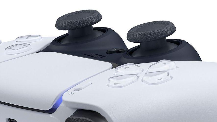 Kontroler DualSense dedykowany konsoli PlayStation 5, fot. Materiały prasowe