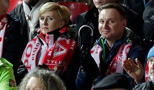 Andrzej Duda o małżeństwie z Agatą Dudą