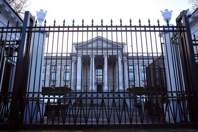 Czterech Rosjan mogło zajmować się nie tylko dyplomacją, ale też szpiegostwem