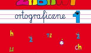 Zabawy ortograficzne. Zeszyt 1