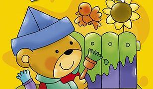 Kolorowanki wodne. Ulubione zwierzątka cz.2