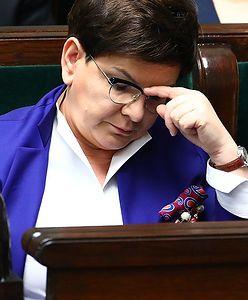 Niespodziewany cios w Szydło. Najnowsze wyniki sondażu