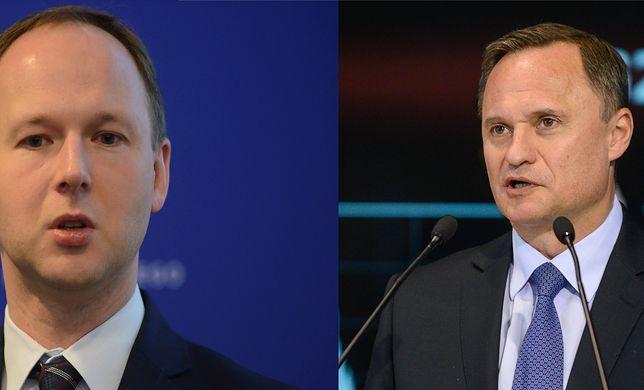 Afera KNF - Czarnecki oskarża Chrzanowskiego o korupcję.