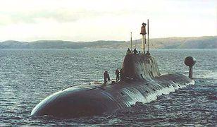 Pożar na atomowej jednostce głębinowej rosyjskiej floty (zdjęcie ilustracyjne)