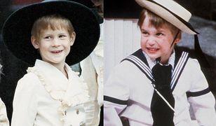 Książę William i książę Harry jako pazie, księżna Kate i Pippa jako druhny! Urocze zdjęcia!