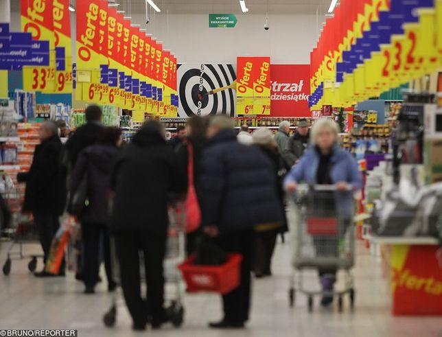 Wśród Polaków popularnością cieszą się zagraniczne sieci handlowe