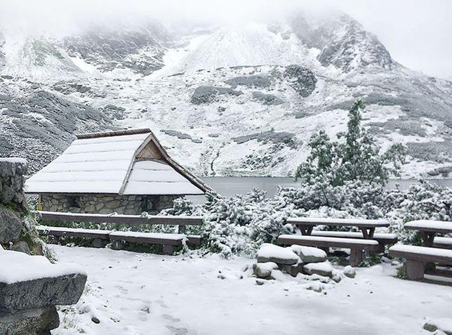 Pracownicy TPN ostrzegają, że powyżej 1500 m n.p.m. szlaki mogą być oblodzone i pokryte cienką warstwą śniegu