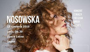 """Wielkie wydarzenie w Sopocie. 15 czerwca Nosowska zaśpiewa """"Basta"""""""