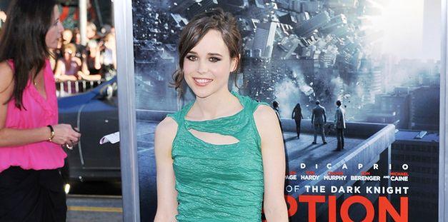 Ellen Page wyszła z szafy!