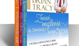 Pakiet - Brian Tracy - Zmień myślenie a zmienisz swoje życie
