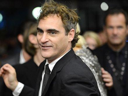 Joaquin Phoenix nie produkował Pushy T