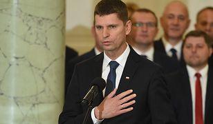 Nauczyciel Paweł Lęcki zwrócił się do ministra Dariusza Piontkowskiego
