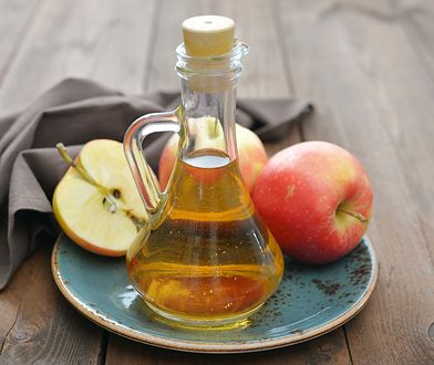 Ocet jabłkowy może skutecznie wspomagać odchudzanie.