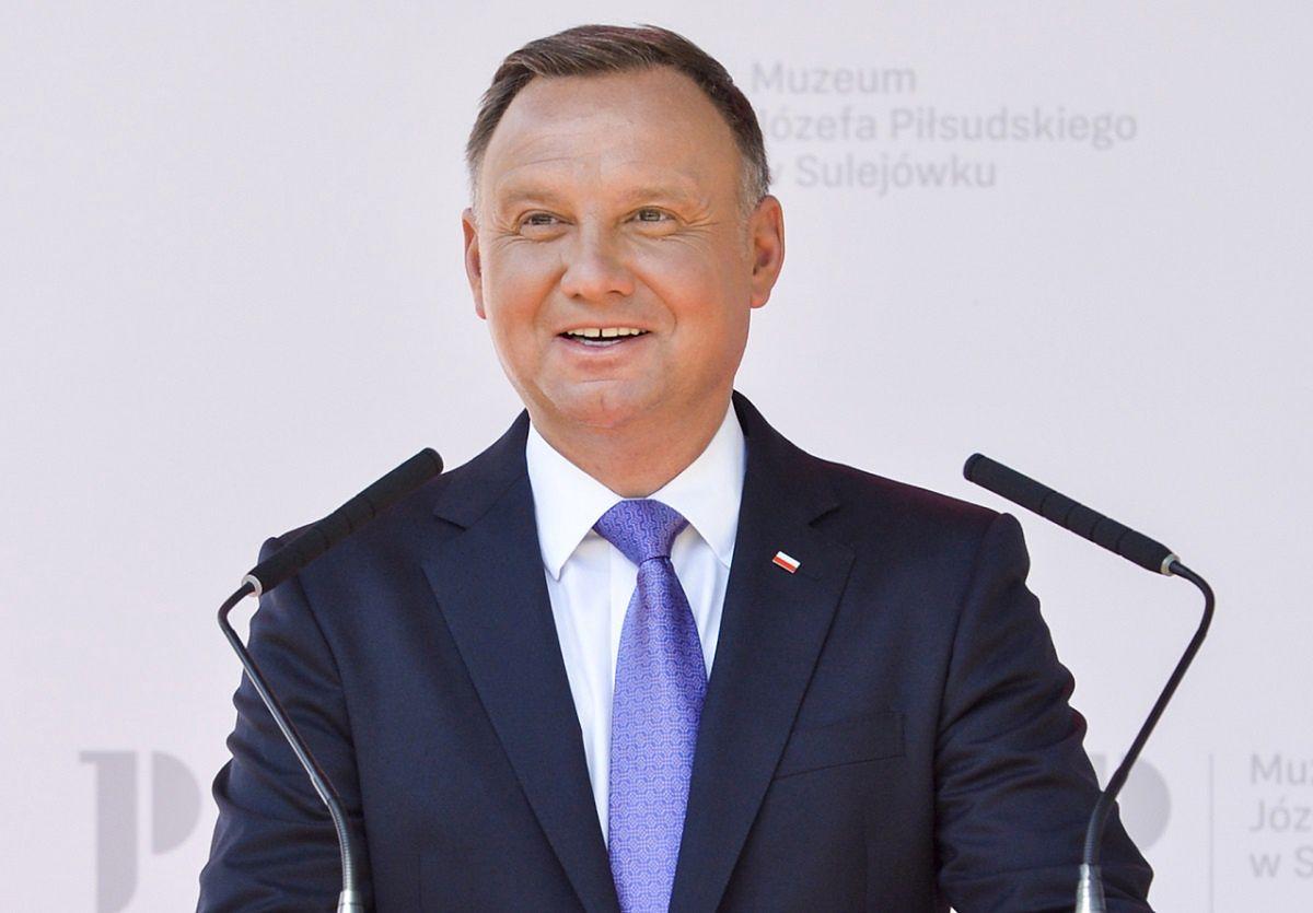 """W duńskich """"Milionerach"""" padło pytanie o Andrzeja Dudę"""