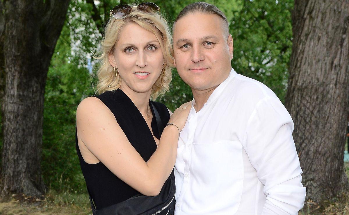 Paweł Golec i jego żona mają specjalny rytuał. Muzyk powtarza go codziennie